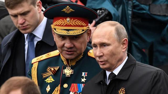 Putin desvela nuevo plan para impulsar capacidad de combate rusa