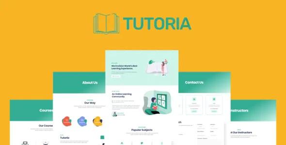 Best Education & Online Courses Elementor Template Kit