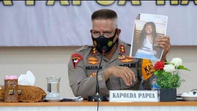 Naftali Tipagau, Pencari Senjata Untuk KKB Ditangkap Polisi