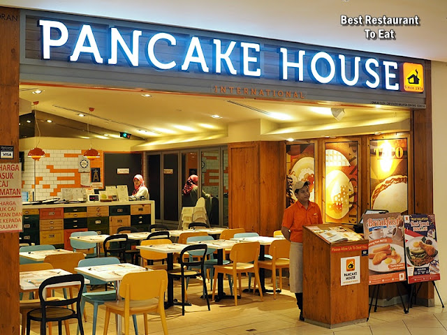 Pancake House Branch - Mid Valley Quill City Mall IOI City Mall Putrajaya