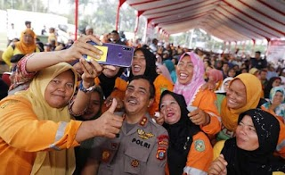 Kapolda Sumatera Utara Irjen Pol Agus Andrianto,SH,MH Gelar Silaturahmi dan Ramah Tamah