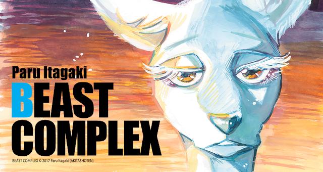 Beast Complex, de Paru Itagaki