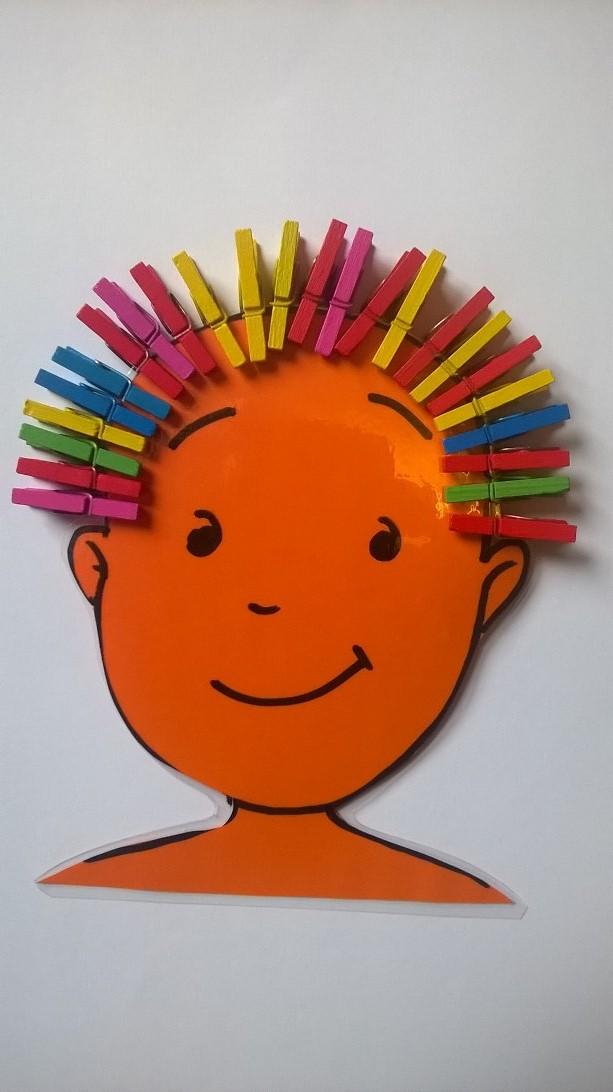 Bibouche en classe au boulot les loulous - Activite pince a linge maternelle ...