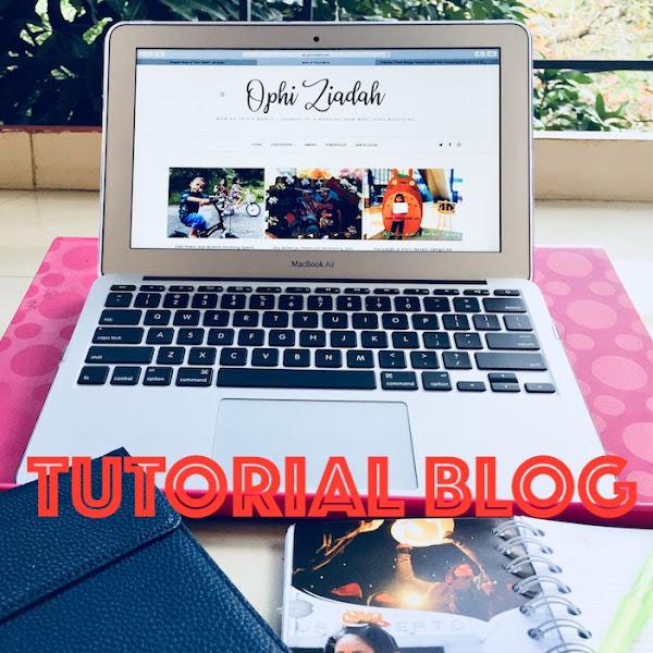 Tutorial Blogging dari Para Blogger Famous Untuk Blogger (Pemula)