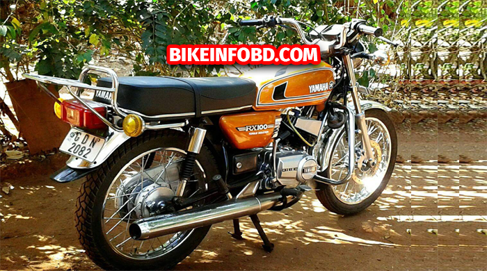 Yamaha RX 100 Specifications, Review, Top Speed, Engine, Modified & Parts