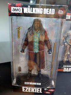 Toy fair 2018 McFarlane Toys The Walking Dead TV Action Figures