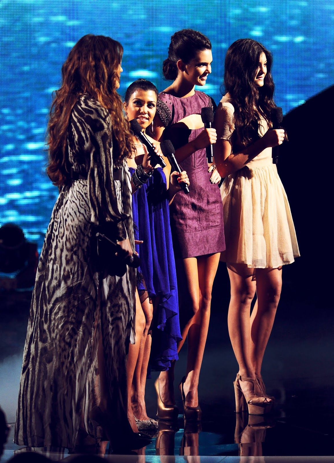 12 - Teen Choice Awards in August 11, 2011