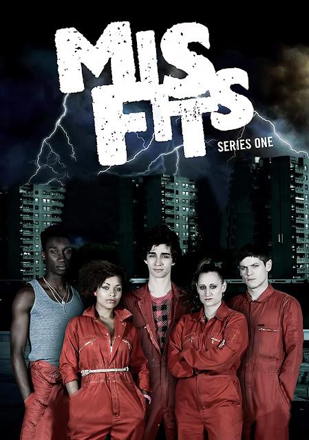 Misfits (Inadaptados) 1080p Dual Latino/Ingles