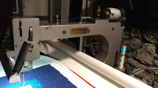 Gammill longarm machine