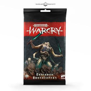 WarCry Ossiarch Bonereapers