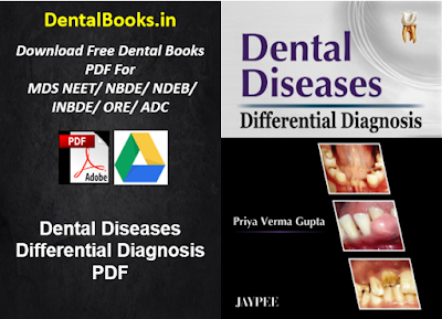 Dental Diseases Differential Diagnosis PDF