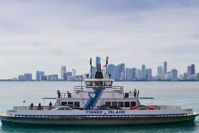 Ferry de Fisher Island FL 33109