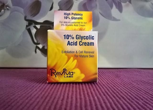Reviva Labs krema sa 10% glikolne kiseline