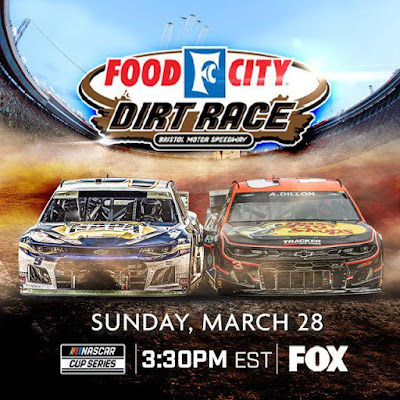 Race Fan's Guide to Enjoying the Food City Dirt Race Weekend #NASCAR