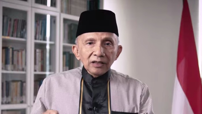 Penuh Ketidakadilan, Amien Rais: Sidang Habib Rizieq adalah Peradilan Sesat!