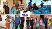 Prefeitura de Igarapé Grande distribui 120 cestas verdes para família carentes.