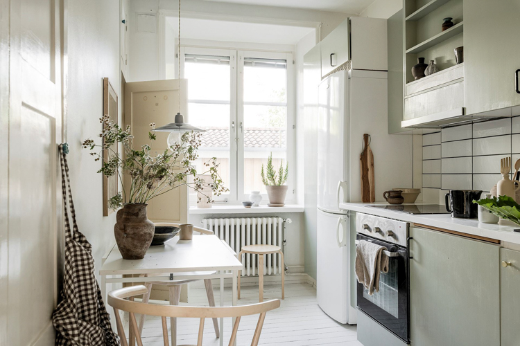 7 Styling Tricks To Learn From a Serene Swedish Apartment