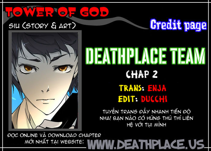 Tower of God chapter 2 trang 46