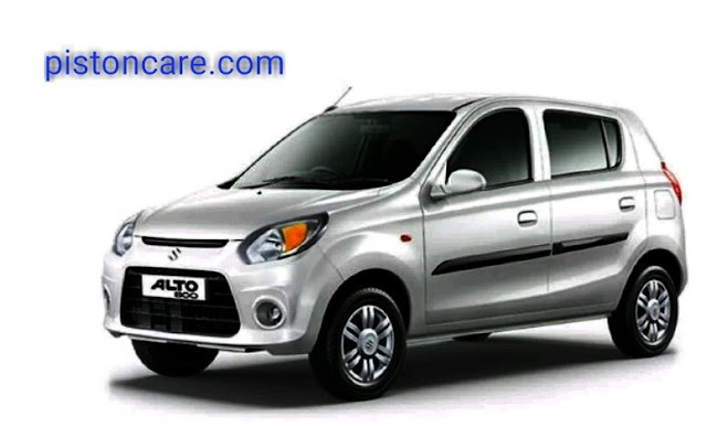 Maruti suzuki come with Alto in CNG varriat.
