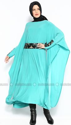 Baju Muslim Wanita Terbaru 2015