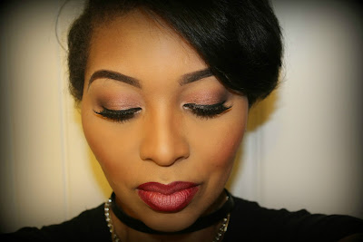Chic-Beauty: Valentine's Makeup look