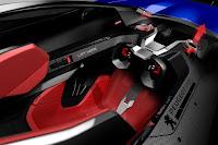 Peugeot L500 R HYbrid Concept 2016 Cockpit