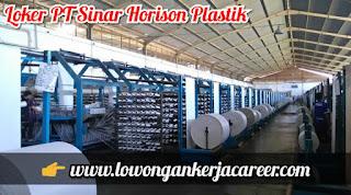 Lowongan Kerja PT Sinar Horison Plastik Terbaru 2020 Jl Cicalengka
