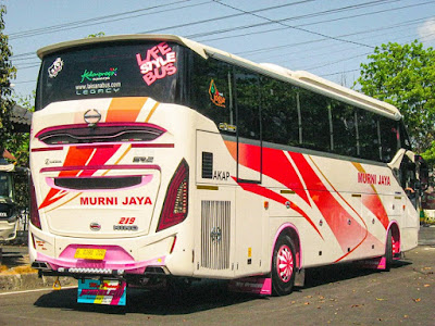 Foto Bus Murni Jaya E219