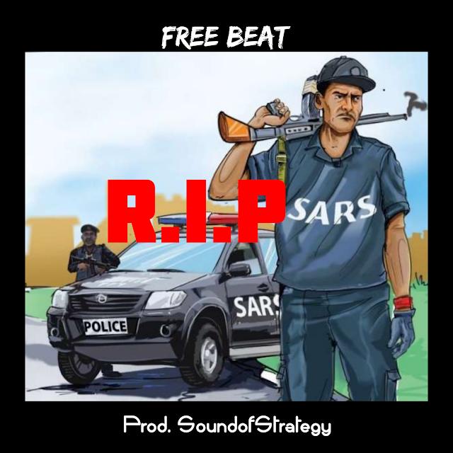 FREE BEAT: R.I.P SARS Freebeat (Prod.Sound of Strategy)