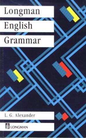 alt=Longman-English-Grammar-L-G-Alexander-R-A-Close