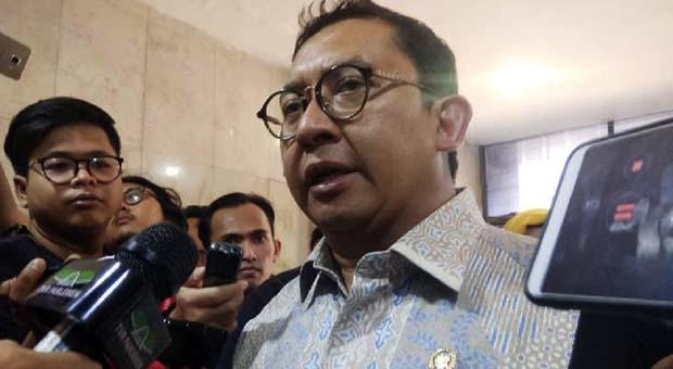 Fadli Zon: Staf Khusus Milenial Cuma Pencitraan Jokowi