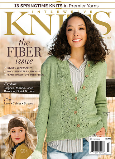 Interweave Knits Spring 2020: A Review