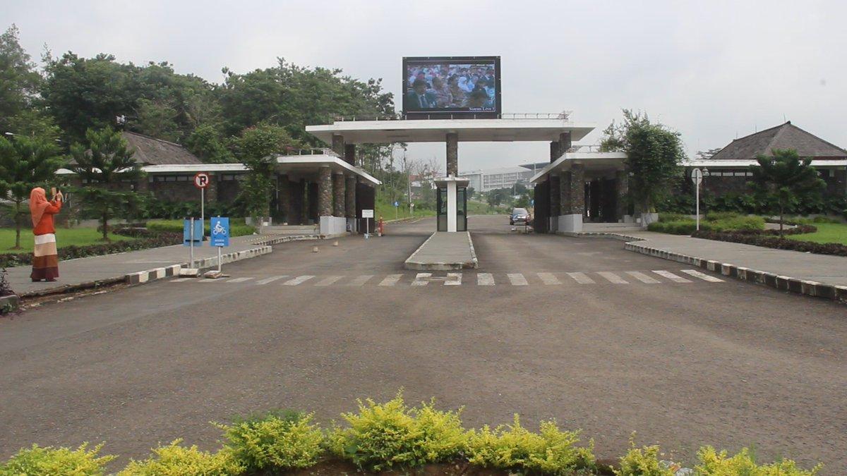 kampus ITB di Jatinangor SITH-Rekayasa
