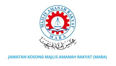 Jawatan Kosong MARA 2019 Majlis Amanah Rakyat