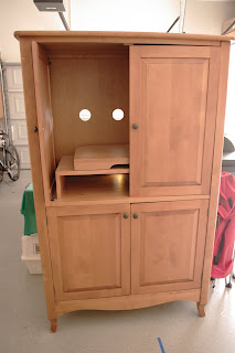carla s crafty creations sewing armoire part 1