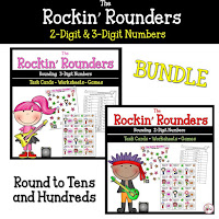 Rounding 2 and 3 Digit Numbers