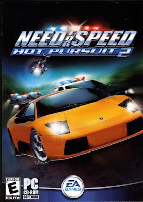 Capa do Need for Speed: Hot Pursuit 2