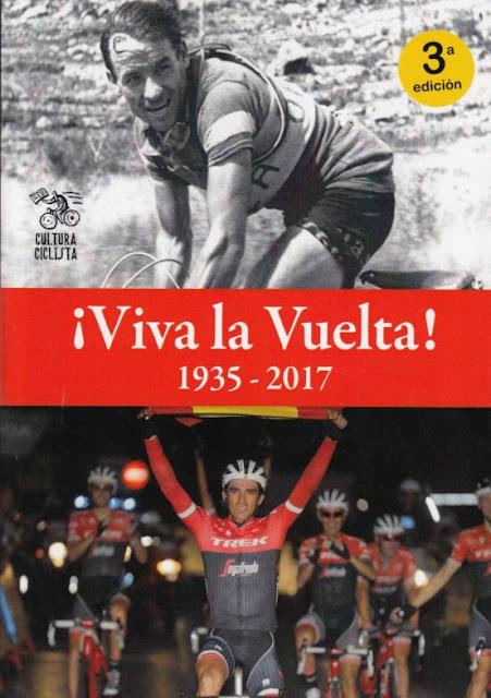 Portada libro Viva la Vuelta