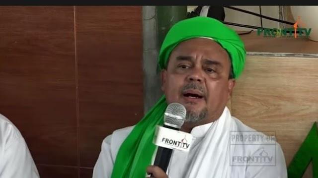 Beredar video ceramah Habib Rizieq yang menyebut para penghina ulama dan nabi pantas dipenggal sebagai upaya tindakan tegas.