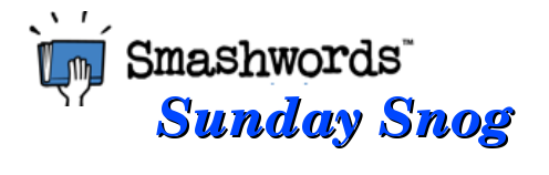 Sunday Snog banner