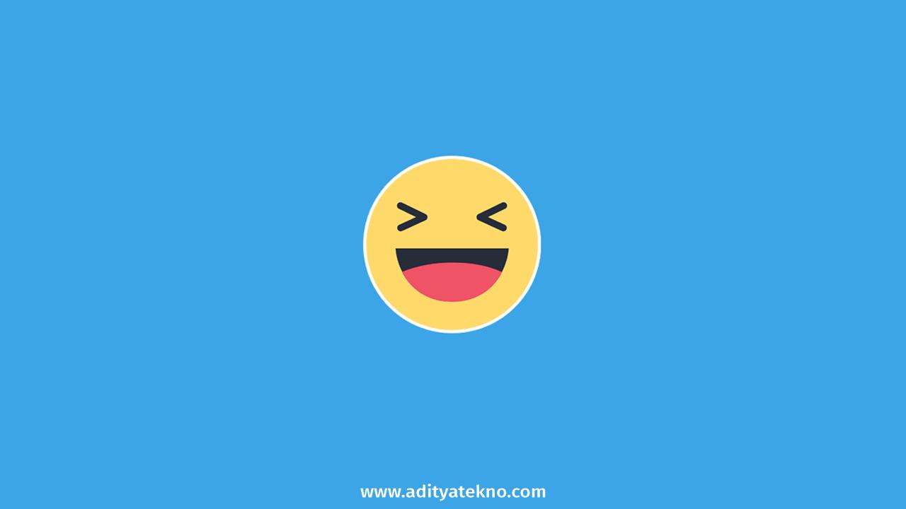 Cara Mengganti Tombol Reaksi ShareThis dengan Animasi Emoji Facebook