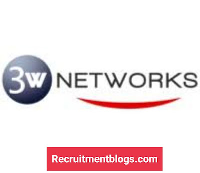 Paid Internship at 3W Networks-Subsidiary Of ElSewedy Electric