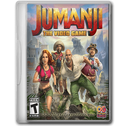 Descaragr Jumanji The Video Game PC Full Español
