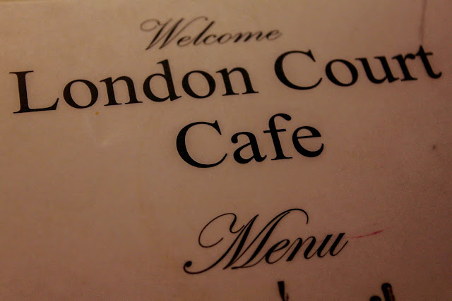 London Court Cafe @ Perth, Western Australia ; 澳洲, 澳大利亚, 珀斯
