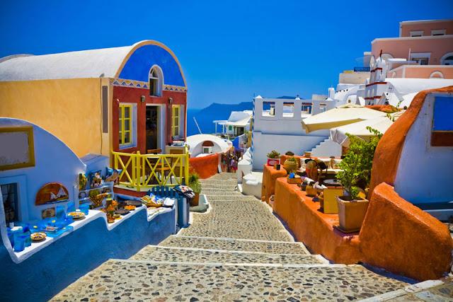 Hy Lạp đất nước cổ kính thu hút nhiều nhà đầu tư