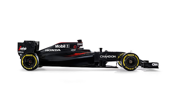 McLaren Honda MP4-31 2016 F1 Wallpaper