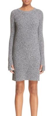 Curreent/Elliot Gray sweater dress