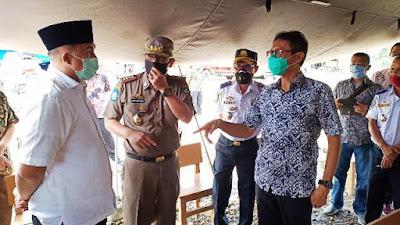 Perbatasan  Dijaga TNI dan Polri, Kendaraan Tidak Boleh Keluar Masuk Sumbar