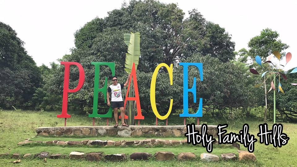 holy family hills guimaras island