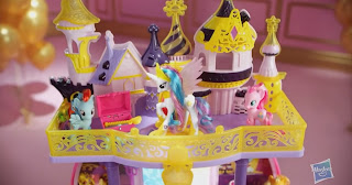 Canterlot Castle Playset
